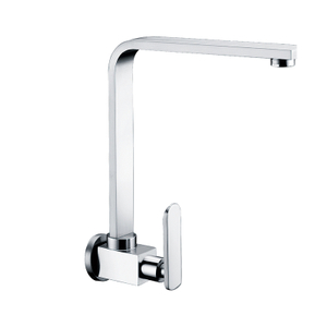 Best Prices Contemporary Wall Mount Brass Cool Kitchen Taps