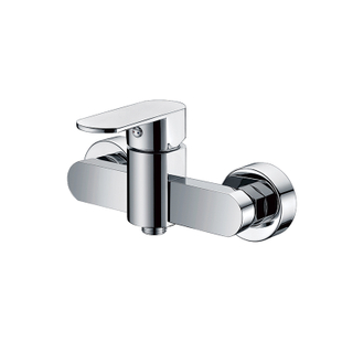 Wall Mounted 1-Handle 2-Function Shower Mixing Valve