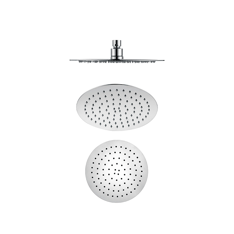 Luxury Stainless Steel Waterfall Shower Head