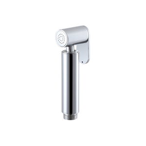 Free Pressing Hand Held Bidet Shattaf Adjustable 2 Water Flow Sprayer