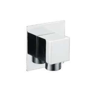 Modern Brass Shower Outlet Elbow For Bathroom WT01