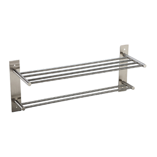 Brass Bathroom Accessories Chrome Towel Racks
