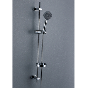 Good Quality Chrome Brass In Wall bathroom Sliding Bar