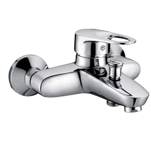 Top Quality Dual Hole Single Handle Bathroom Shower Mixer Tap From China