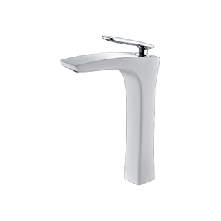 Modern Single Handle Bathroom Lavatory Faucet With CE