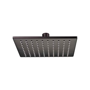 SUS304 Ceiling Mounted Rainfall Shower Head