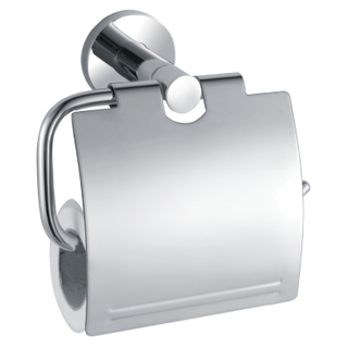 Modern Brass Toilet Paper Holder With CoverBP9505