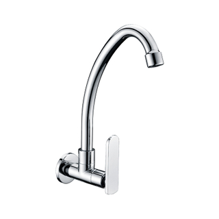 Single Lever Handle Kitchen Cold Taps
