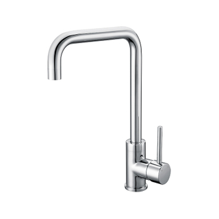 HANWEI® Chrome Single Hole Kitchen Mixer Taps