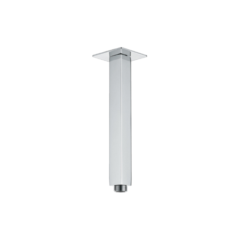 Contemporary Wall Mounted Brass Shower Arm HSG01