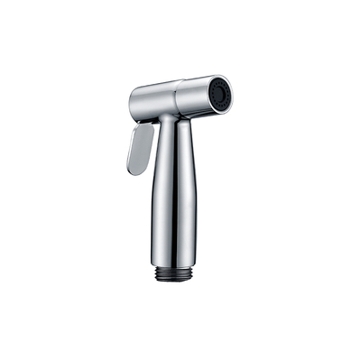 Interior Solutions Toilet Bidet Handheld Sprayer Cloth Diaper Shattaf Stainless Steel Brushed