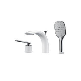 New Design Bathrooom Bathtub Faucet Set With Shower