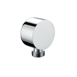 Supply Chrome Plated Brass Shower Outlet Elbow Mounted Faucet Elbow WT02