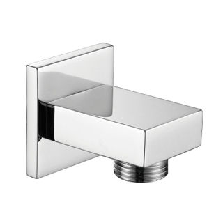 Contemporary Wall Mounted Brass Shower Outlet Elbow WT12