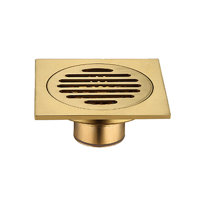 Bronze Color Kitchen And Laundry Brass Floor Drain Plug
