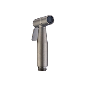 Hand Held Bidet Toilet Sprayer Kit Bathroom Cloth Diaper Shower Sprayer Stainless Steel Sprayer
