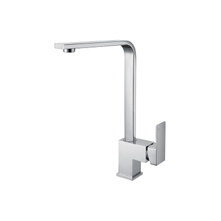 Kaiping Sanitaryware Manufacturers Kitchen Water Sink Faucet In Chrome