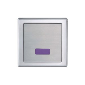 Brass Square Type Sensor System For Bathroom Toilet SF04