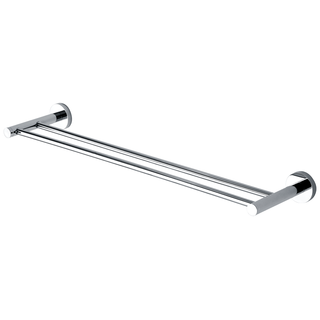 Stainless Steel Dual Towel Bar For Bathroom BP37010