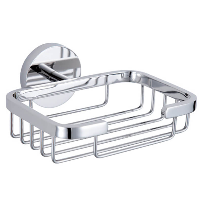 Modern Style Stainless Steel Bath soap basket