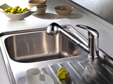 KITCHEN FAUCET INSTRUCTIONS FOR INSTALLATION