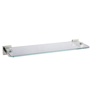 Bathroom Glass Shelf | Stainless Steel Toilet Glass Holder